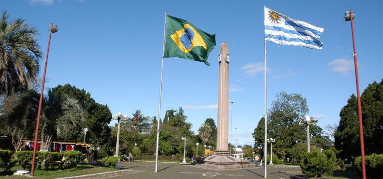parque internacional Livramento Uruguay